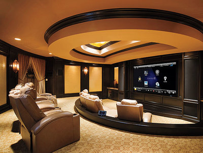 Luxury Home Theatres Vancouver